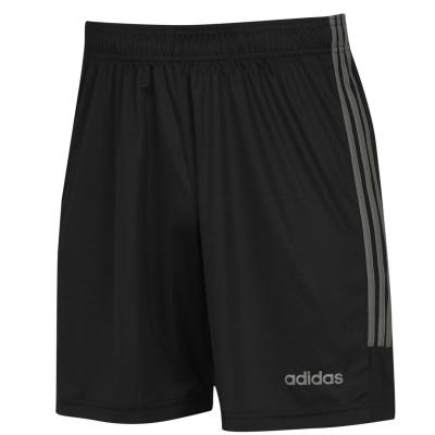Pantaloni scurti antrenament adidas Sereno pentru Barbati kaki negru