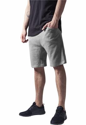 Pantaloni scurti antrenament gri Urban Classics