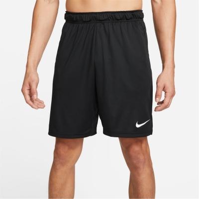 Pantaloni scurti antrenament Nike Dri-FIT pentru Barbati negru
