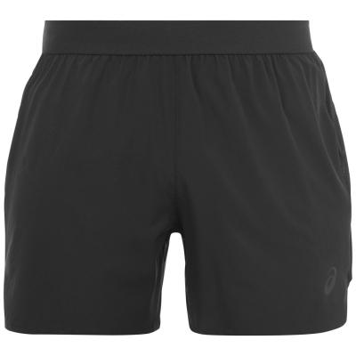 Pantaloni scurti Asics Road 5inch pentru Barbati gri