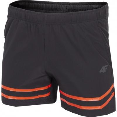 Pantaloni scurti barbati 4F H4L19 SKMF003 20S negru intens