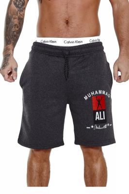 Pantaloni scurti barbati redox sh3726 gri inchis