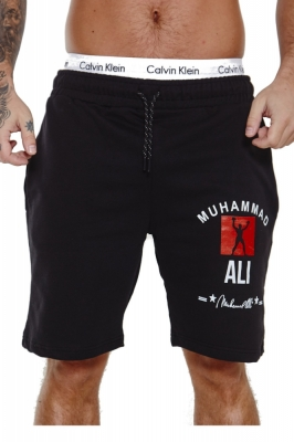 Pantaloni scurti barbati redox sh3726 negru