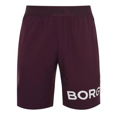 Pantaloni scurti Bjorn Borg August visiniu