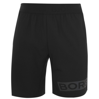 Pantaloni scurti Bjorn Borg Radiate negru