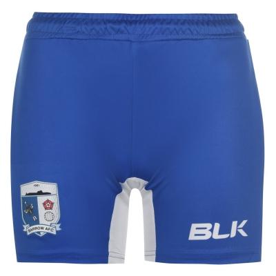 Pantaloni scurti BLK Barrow AFC Acasa pentru Copii albastru