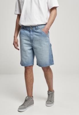 Pantaloni scurti Blugi Carpenter washed Urban Classics lighter