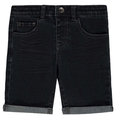 Pantaloni scurti blugi Firetrap baietei inchis albastru