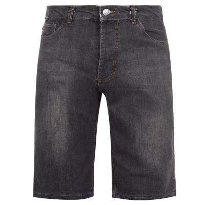 Pantaloni scurti blugi Lee Cooper pentru Barbati gri