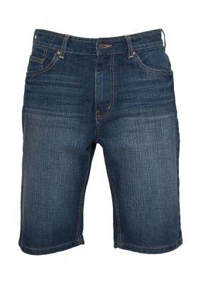 Pantaloni scurti Blugi Loose Fit dirty-wash Urban Classics