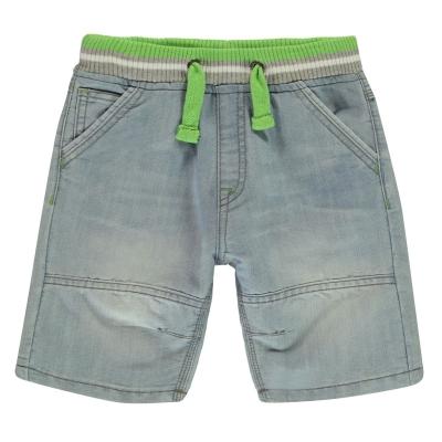 Pantaloni scurti blugi No Fear baietei deschis albastru