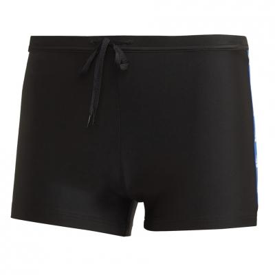 Pantaloni scurti Boxeri Robes For Adidas Fitness Taper Swim negru FS3418 barbati
