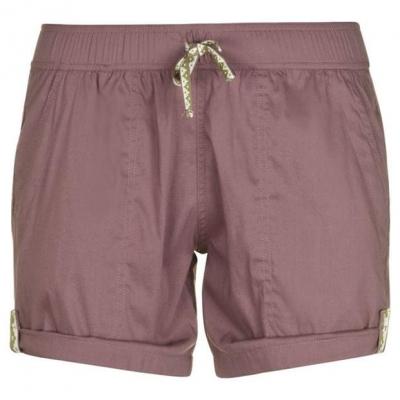 Pantaloni scurti Burton Joy pentru Femei mov