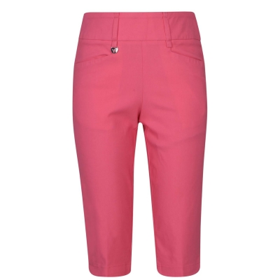 Pantaloni scurti Callaway City pentru Femei alb roz