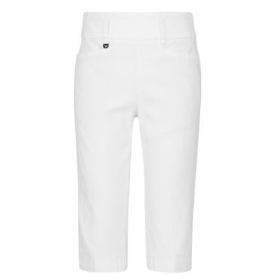 Pantaloni scurti Callaway City pentru Femei brilliant alb