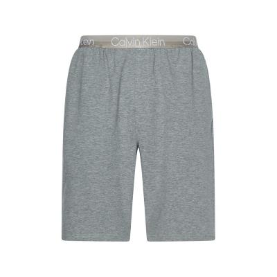 Pantaloni scurti Calvin Klein Calvin Klein Sleep pentru Barbati gri hthr p7a