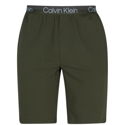 Pantaloni scurti Calvin Klein Calvin Klein Sleep pentru Barbati military verde rbn