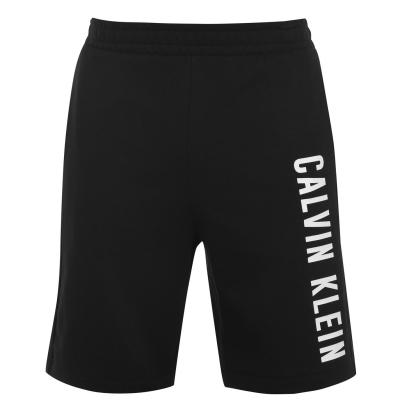 Pantaloni scurti Calvin Klein Performance Calvin SMU Logo ck negru