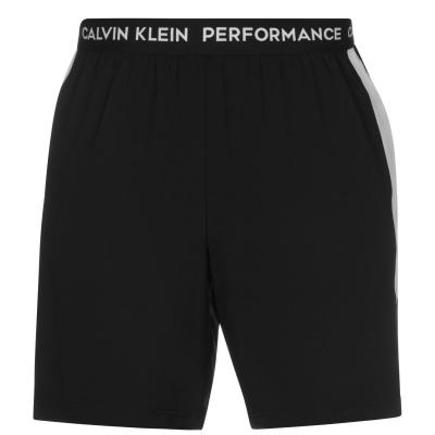 Pantaloni scurti Calvin Klein Performance Performance Woven ck negru