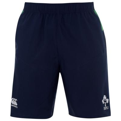 Pantaloni scurti Canterbury Ireland Woven pentru Barbati bleumarin