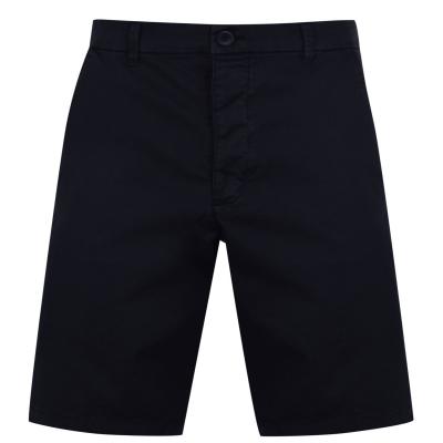 Pantaloni scurti chino French Connection Connection Senior albastru