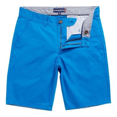 Pantaloni scurti chino Raging Bull Raging Bull albastru