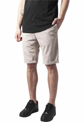Pantaloni scurti chino stretch bej Urban Classics