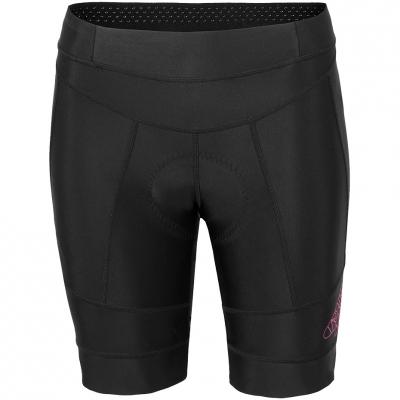 Pantaloni scurti ciclism 4F negru H4L21 RSD001 20S pentru femei