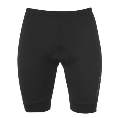 Pantaloni scurti ciclism cu intaritura Muddyfox pentru Barbati negru