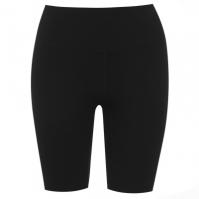 Pantaloni scurti ciclism DKNY Sport alb