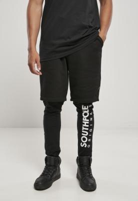 Pantaloni scurti Colanti Southpole cu negru