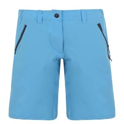 Pantaloni scurti Colmar pentru femei deschis albastru