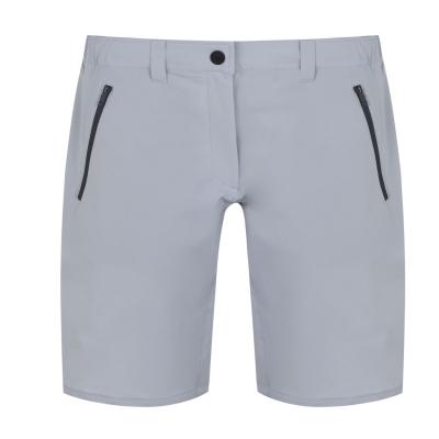 Pantaloni scurti Colmar pentru femei alb gri