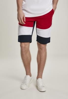 Pantaloni scurti Color Block Tech bleumarin Southpole