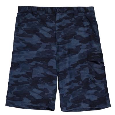Pantaloni scurti Columbia Ridge pentru baietei camuflaj