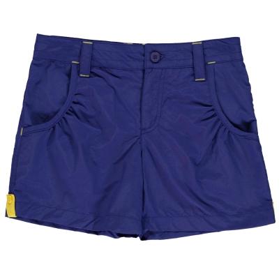 Pantaloni scurti Columbia Ridge pentru fetite albastru