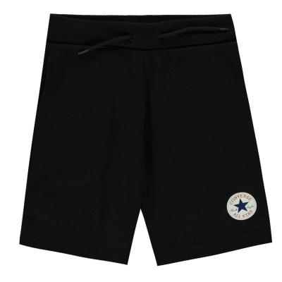 Pantaloni scurti Converse Chuck pentru baietei negru