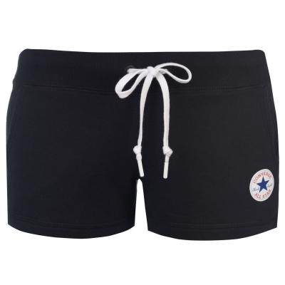 Pantaloni scurti Converse Core negru