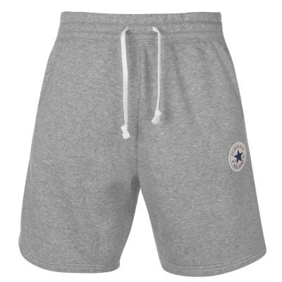 Pantaloni scurti Converse Core gri
