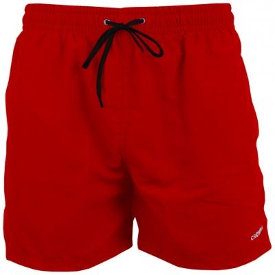 Pantaloni scurti de baie Crowell 300400 rosu