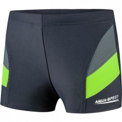 Pantaloni scurti de baie For Aqua-Speed Andy Cszaro Zielone 38 pentru Copii