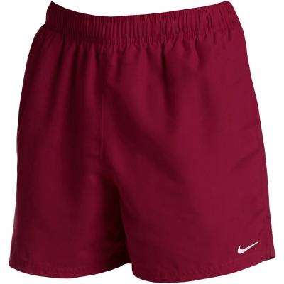 Pantaloni scurti de baie Nike 7 Volley visiniu NESSA559 605 pentru Barbati