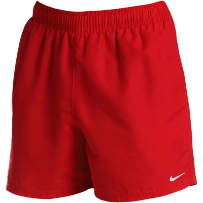 Pantaloni scurti de baie Nike Essential rosu NESSA560 614 barbati