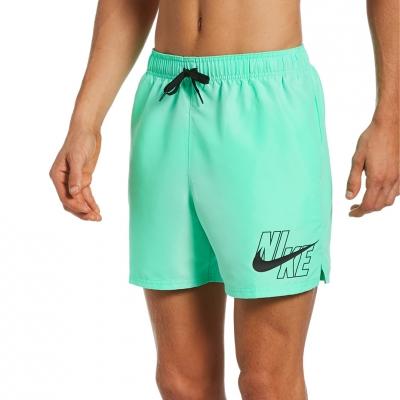 Pantaloni scurti de baie Nike Logo Lap albastru NESSA566 315 pentru Barbati