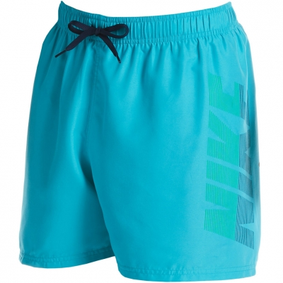 Pantaloni scurti de baie Nike Rift Breaker turcoaz NESSA571 376 barbati