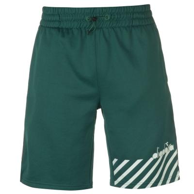 Pantaloni scurti Diadora verdant verde