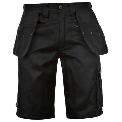 Pantaloni scurti Dunlop On Site pentru Barbati negru