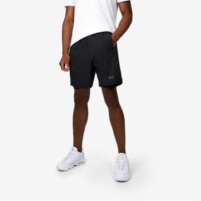Pantaloni scurti Everlast 2-in-1 negru