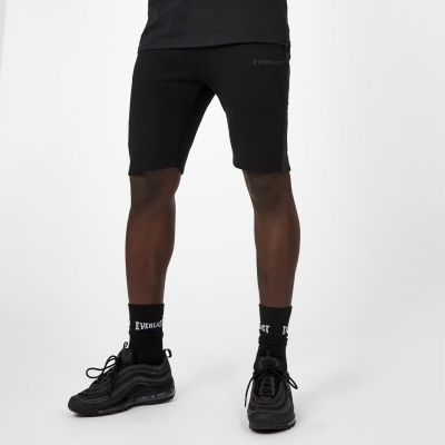 Pantaloni scurti Everlast Taped negru