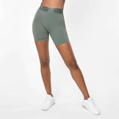 Pantaloni scurti Everlast Taped Seamless 5 Inch kaki
